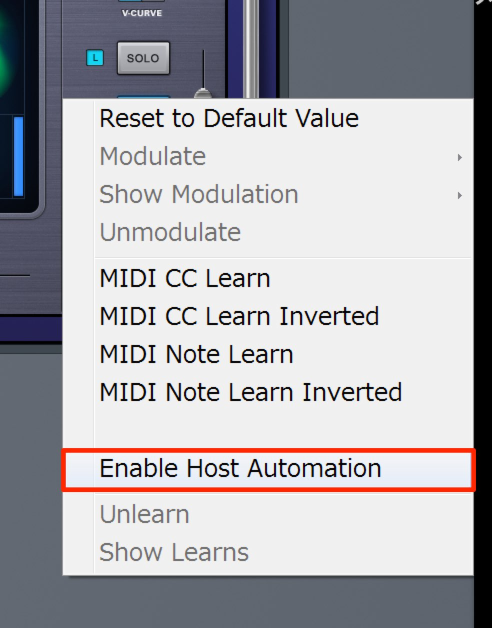 Enable Host Automation