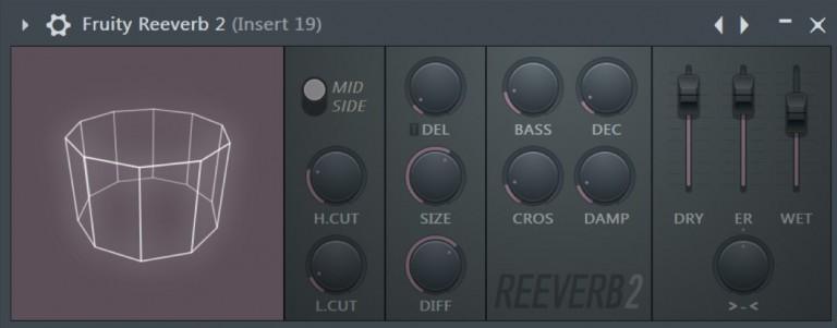 センドリターンを使用して効率的にエフェクトを適用する FL Studio