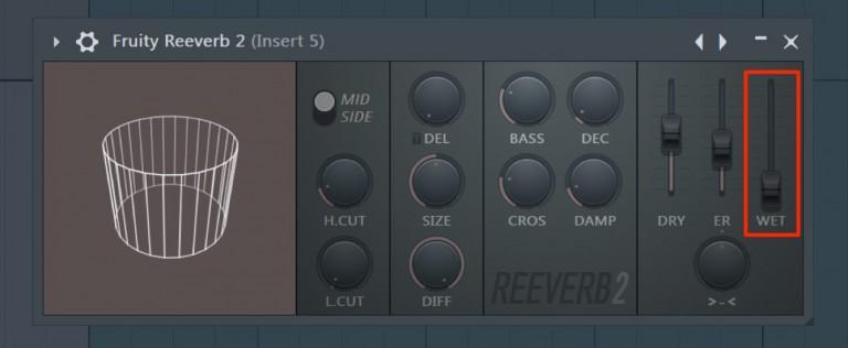 シンセやプラグインのツマミにオートメーションを与える FL Studio