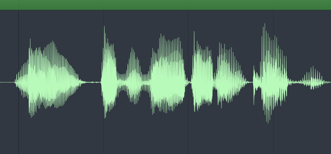 オーディオトラックのトランスポーズ FL Studio