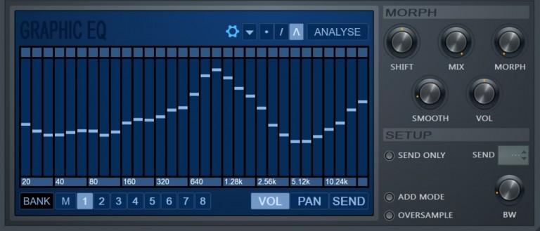 エフェクトプリセットを管理して作業を効率化する FL Studio