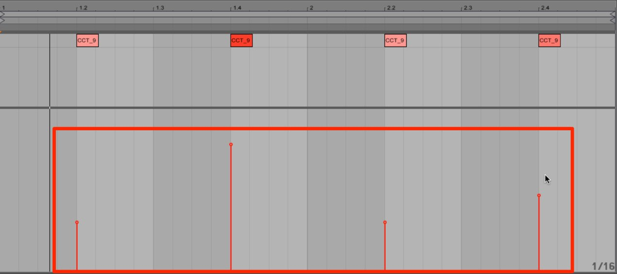 ベロシティで簡単音色切り替え Ableton Live Tips