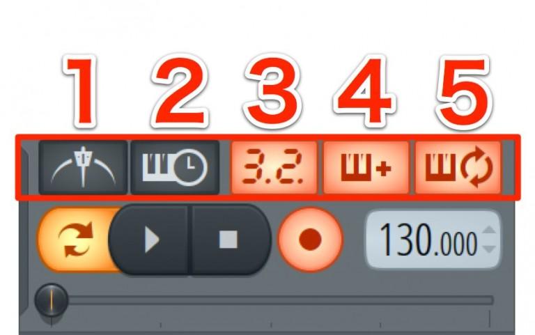 13 レコーディングオプションを使いこなす FL Stuido