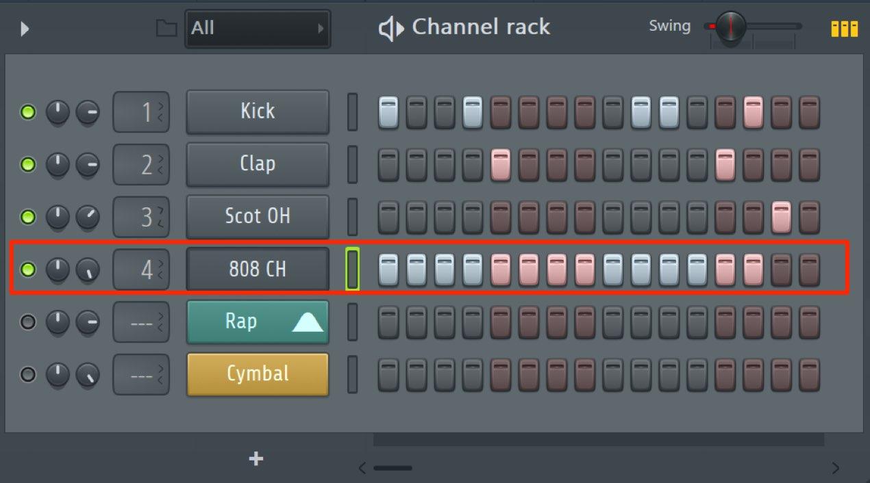 ランダマイズを使用して人間味を出す FL Studio