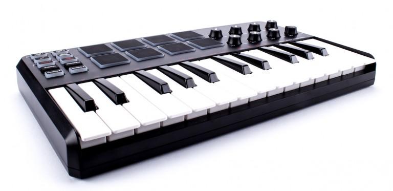 MIDIのリアルタイムレコーディング