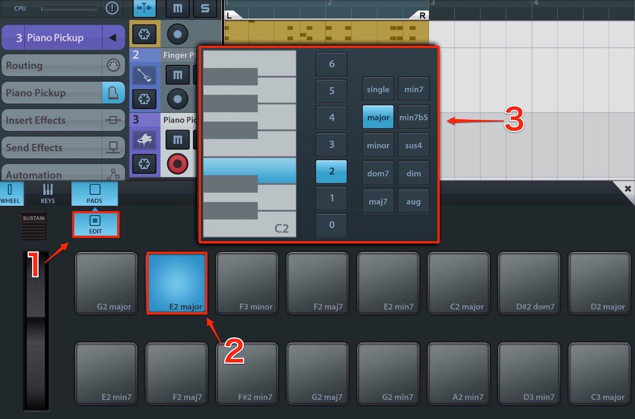 Reg-chord