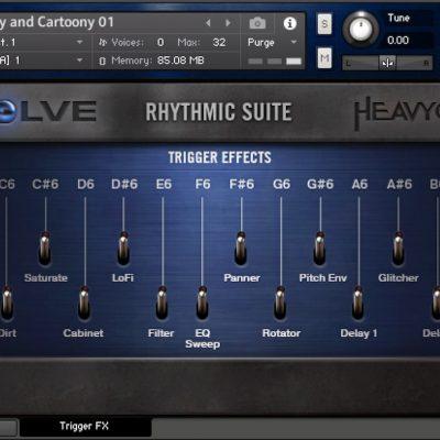 Heavyocity EVOLVE 1_基本概要と音色選び