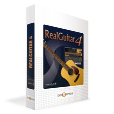 RealGuitar 4 新機能「SONG」の使い方