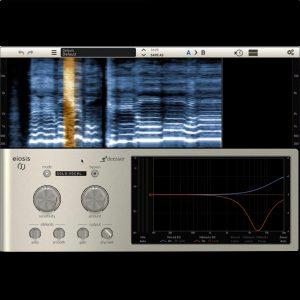 eiosis E2 Deesser ①ボーカルへの適用と基本操作