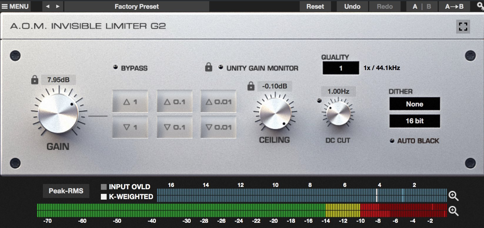 Invisible Limiter G2-1
