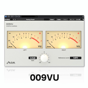 009VU(VUメーター)の活用法