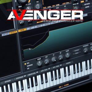 Vengeance Sound Avengerの使い方_1 概要とプリセットの読み込み
