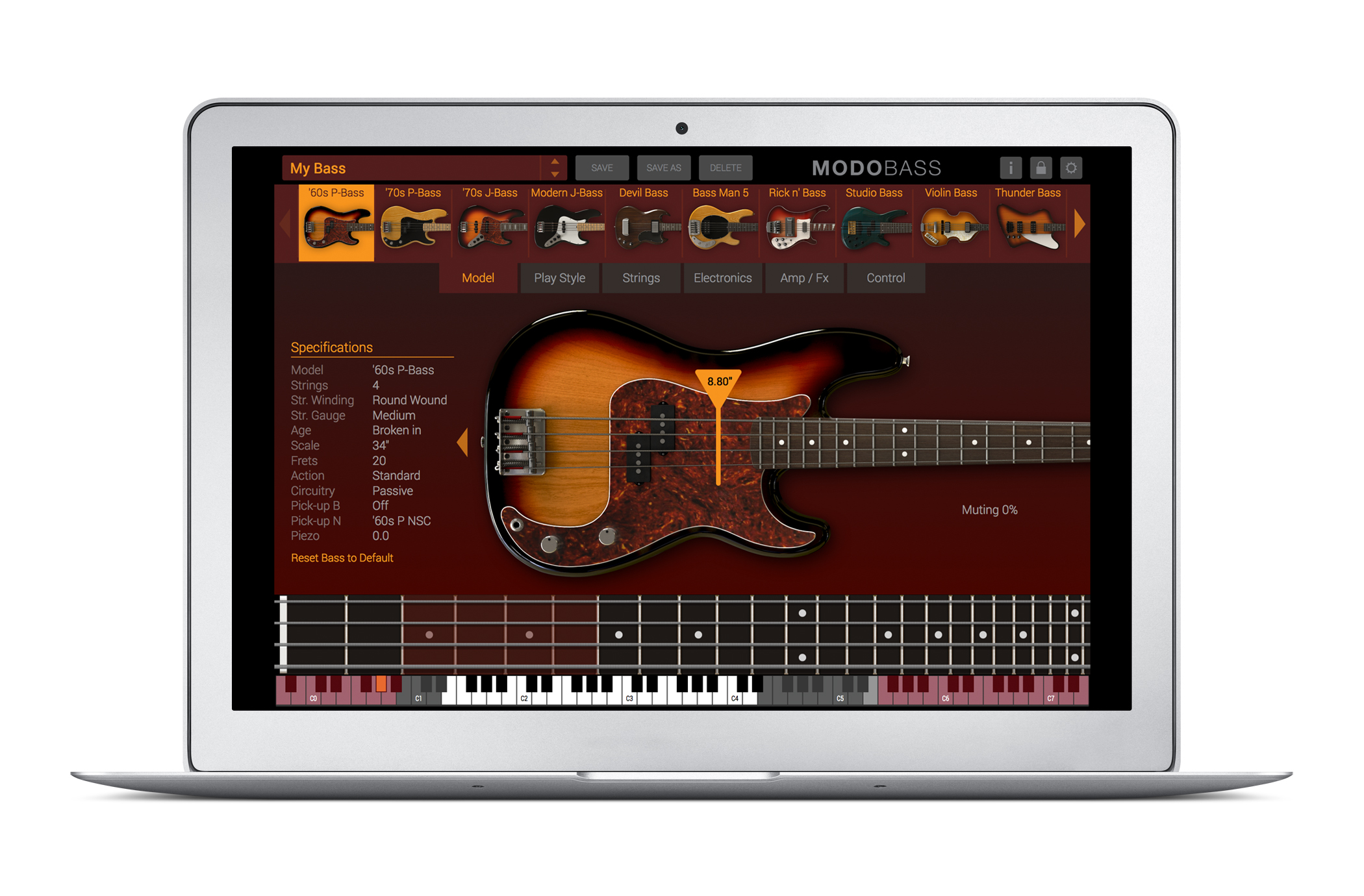 IK Multimedia Krazy Deal:MODO BASS