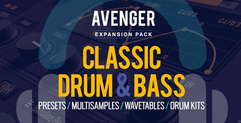 AvengerPreset_classicdrum_bass