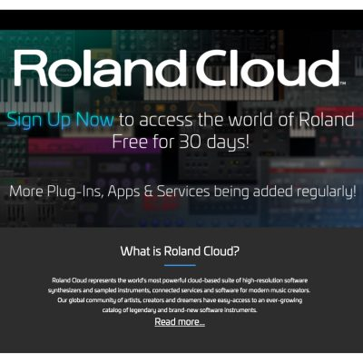 Roland Cloud_Eye