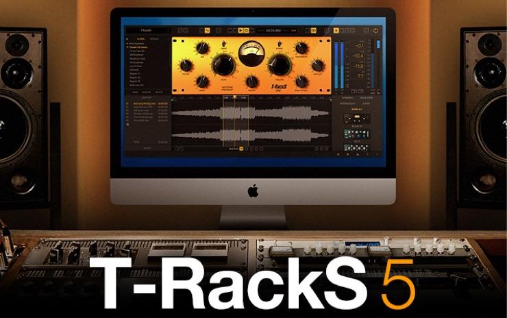 IK Multimedia「T-RackS 5」を発表!