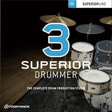 Superior Drummer 3 の使い方 キットプリセットと各種機能