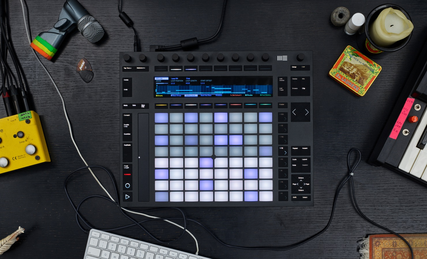 Ableton-Live-10-Push-hands-on-control-1
