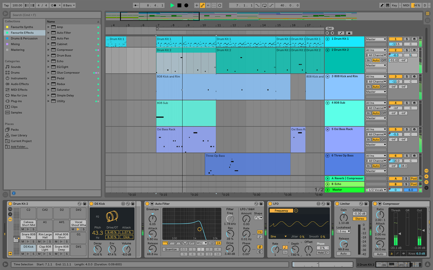 Ableton-Live-10-new-sound-library