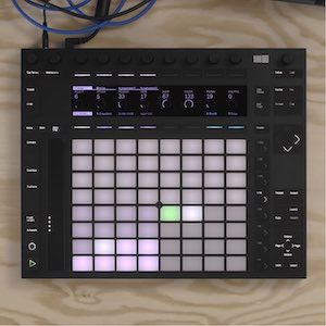Ableton Push 2 の使い方