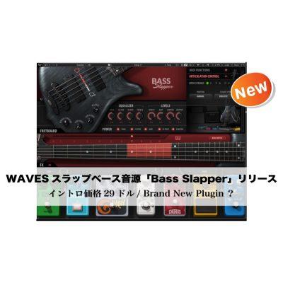 waves-Bass Slapper-eye