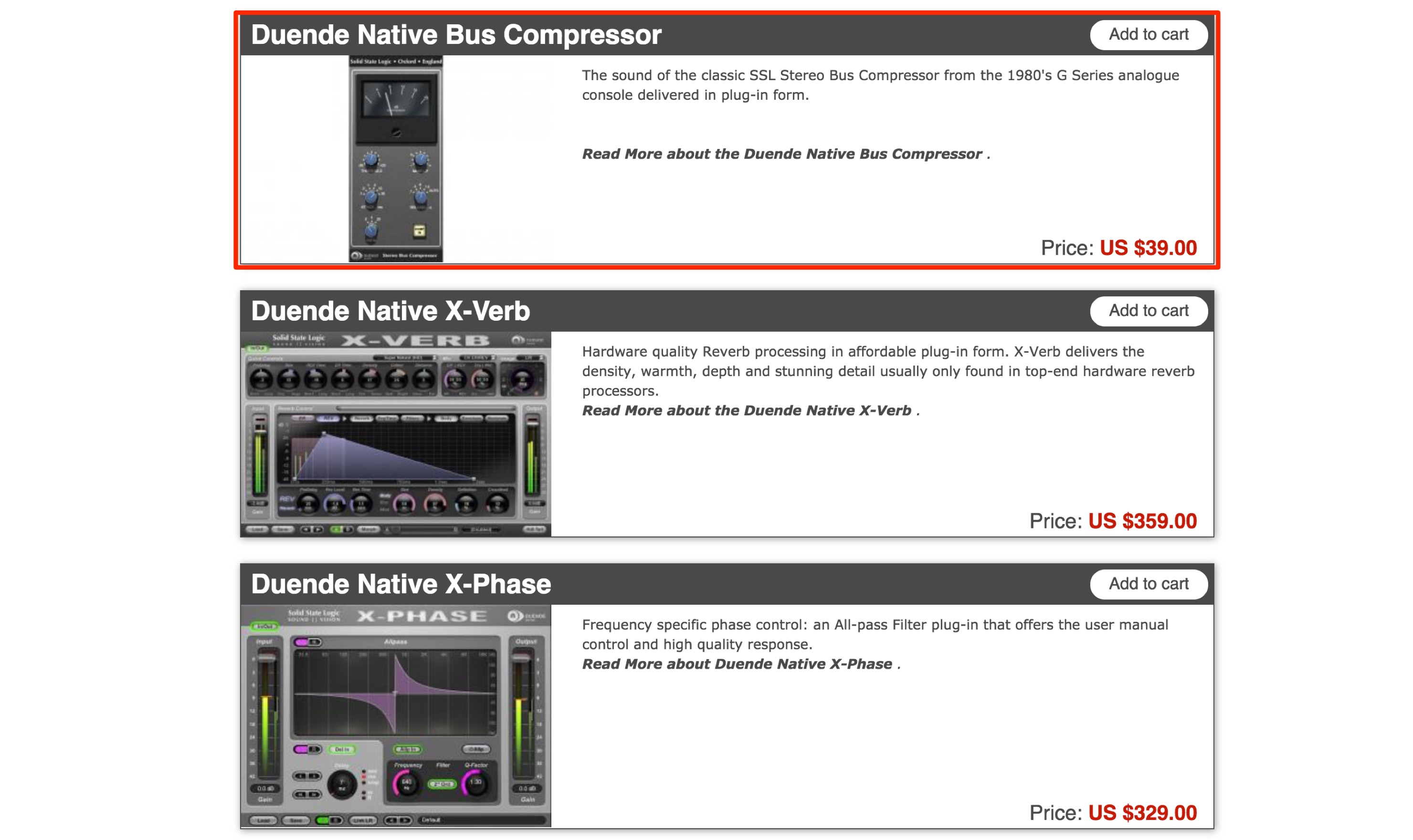 Duende Native Bus Compressor-1