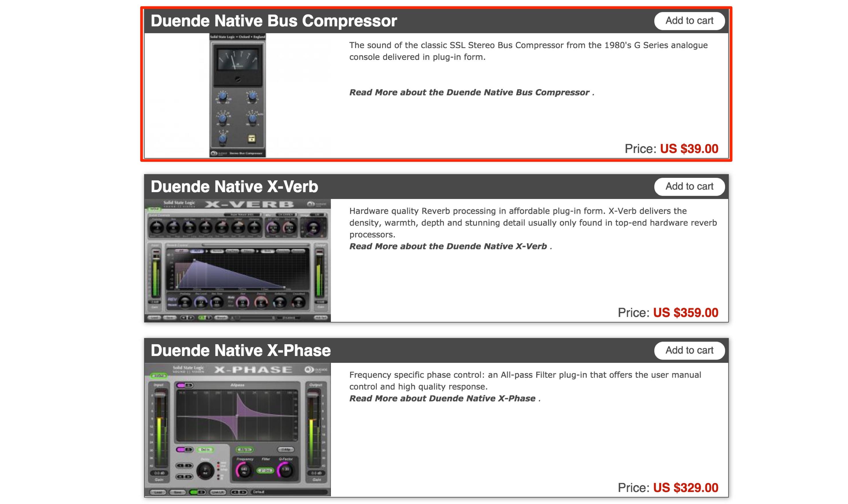 Duende Native Bus Compressor-1