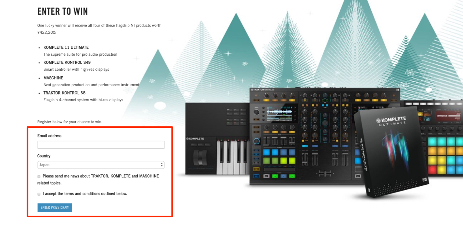 Native Instruments-Happy-Holidays