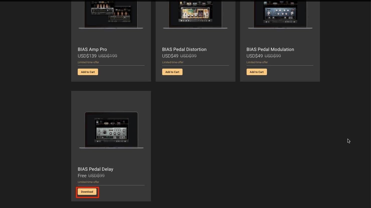 BIAS PEDAL DELAY-free-download-14