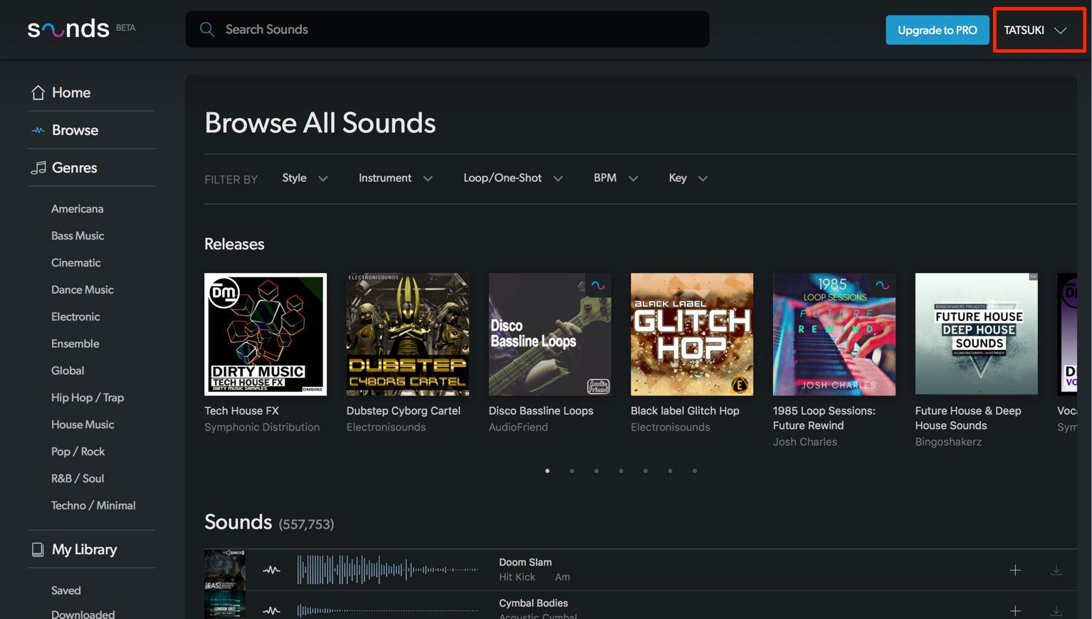 SOUNDS | Sounds
