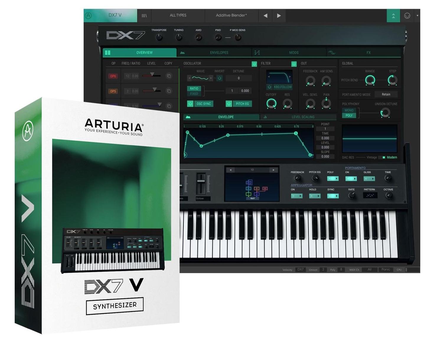 Arturia-DX7V