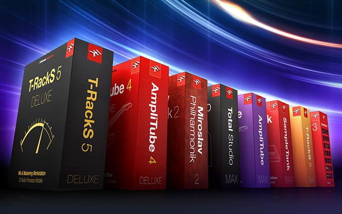 IK Multimedia製品  どなたでもアップグレード価格で購入可能