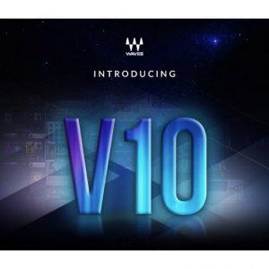 WAVES  最新アップデートV10のインストールと注意項目
