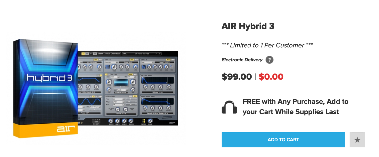 AIR Hybrid 3 | AudioDeluxe