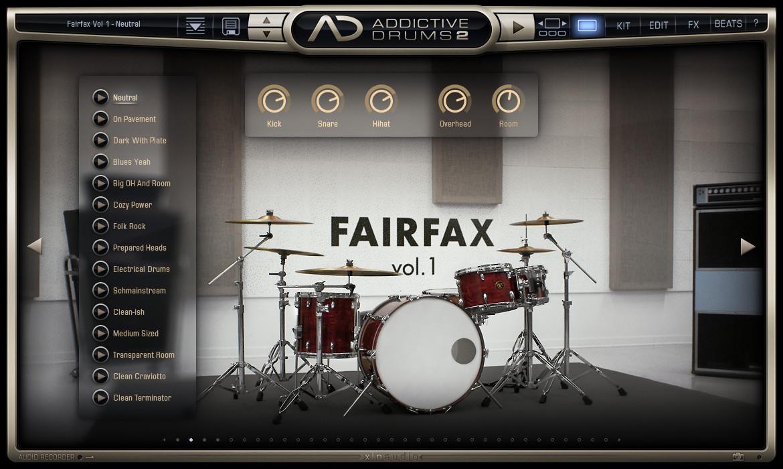 【50%OFF】プリセット/リズムパターンが逸品のAddictive Drums 2 と拡張音源が全て半額