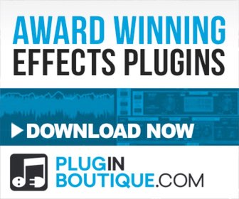 Audio Plugins from Pluginboutique.com