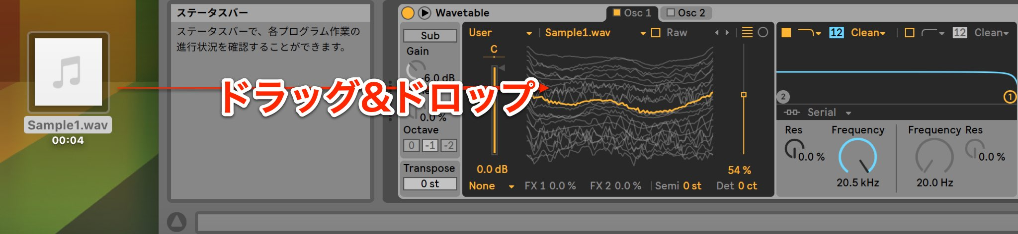 WaveTable