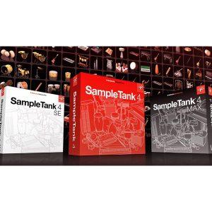 SampleTank 4 製品のインストールとサウンド管理、オーソライズ方法