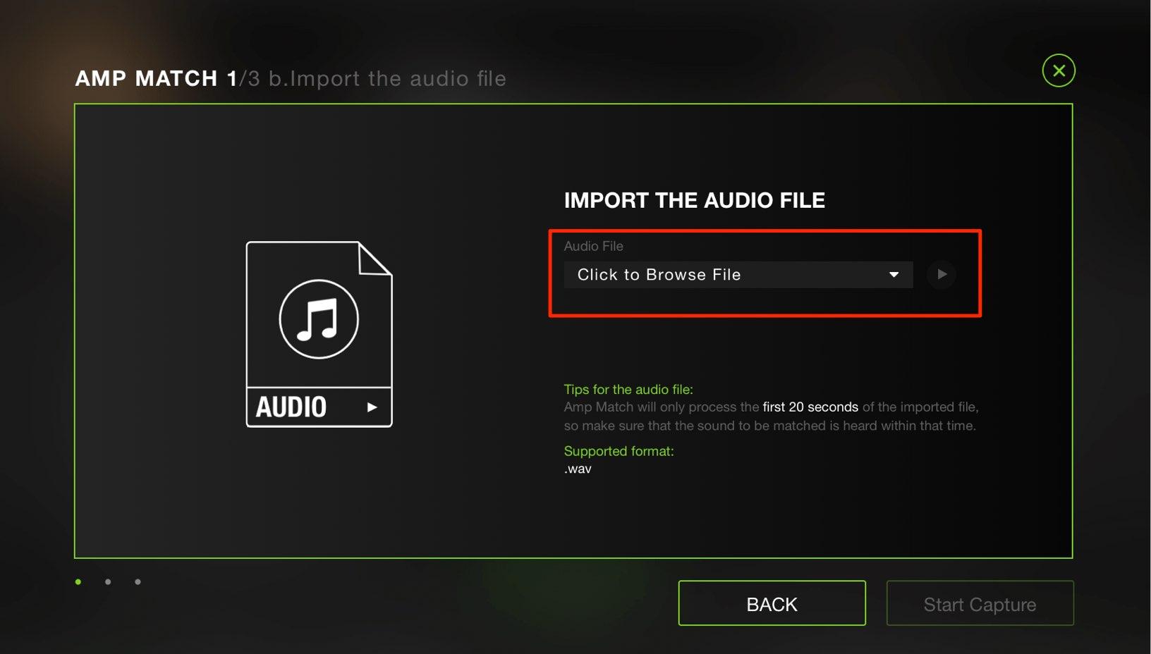 Import Audio-1