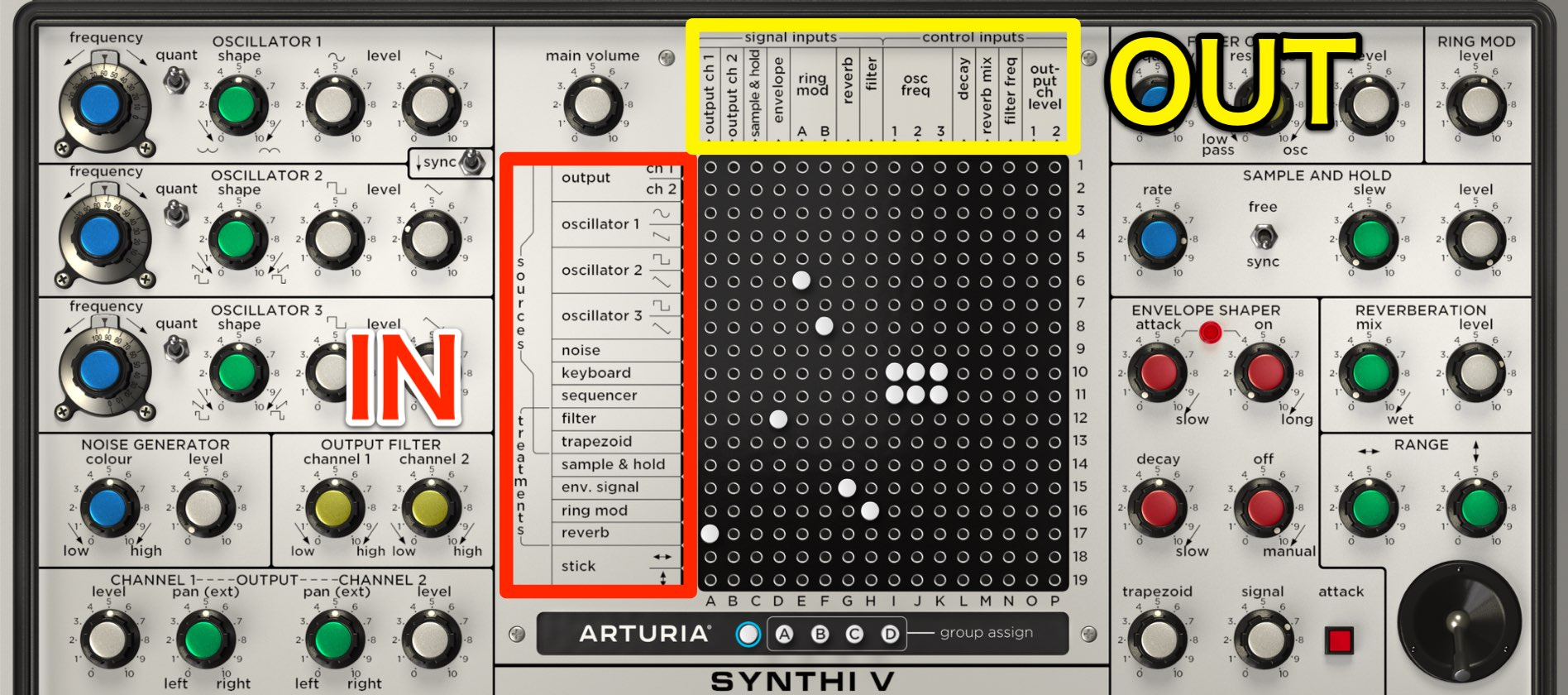 Synthi V Pin Matrix-1