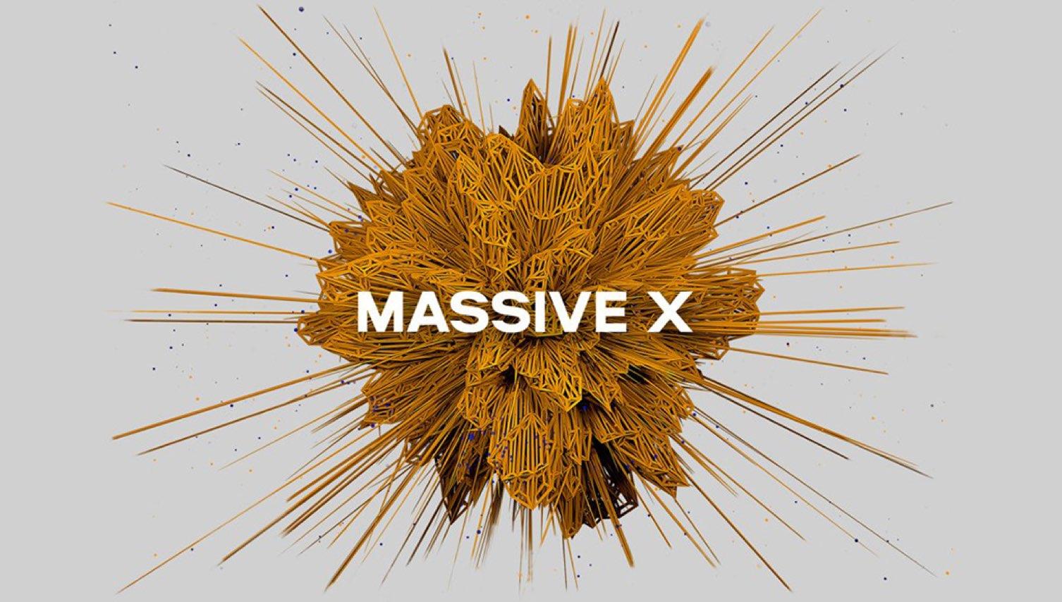 Massive X 1.0.1