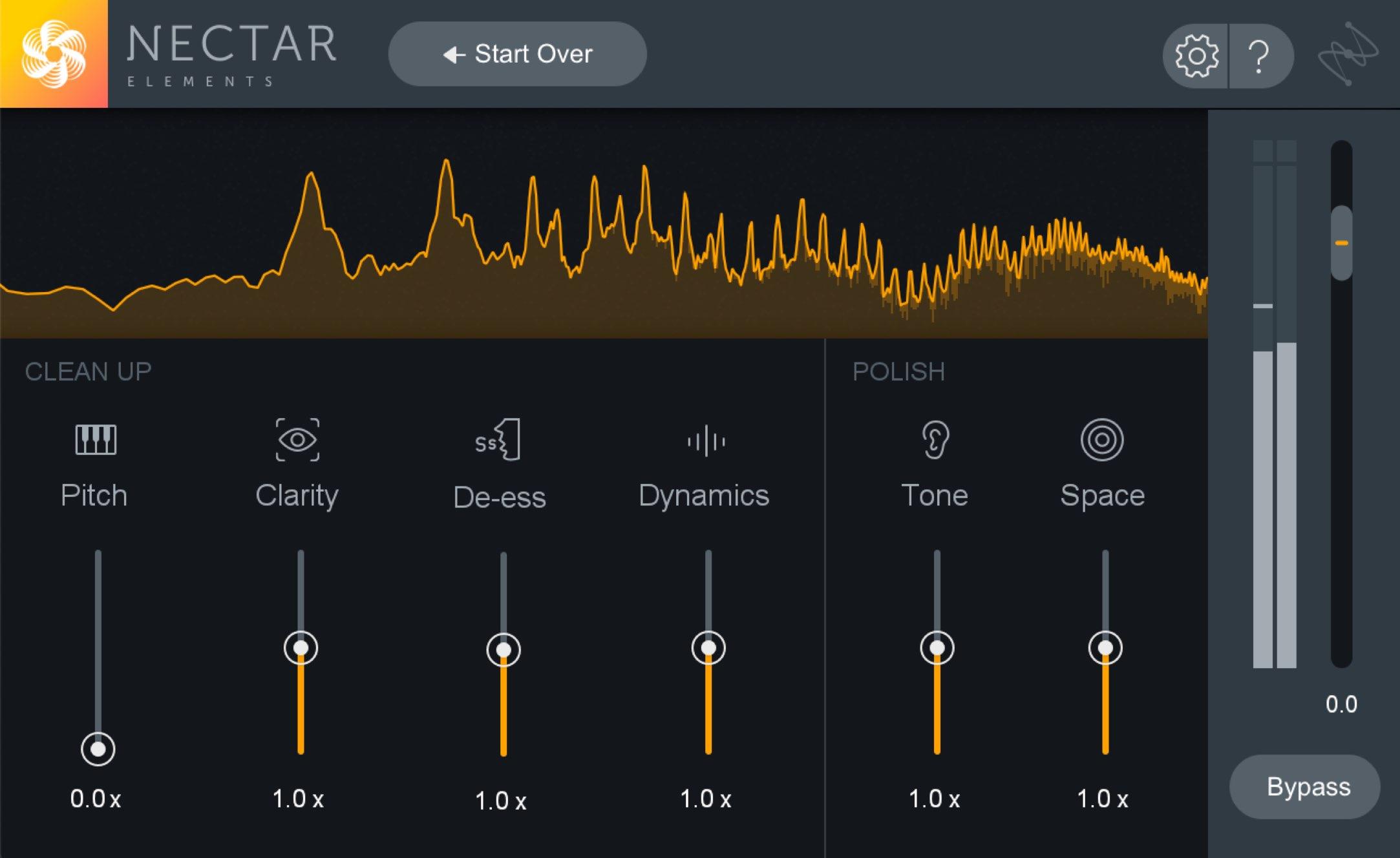 【製品購入で無料に】ボーカルのエフェクト処理を最適化「Nectar 3 Elements」