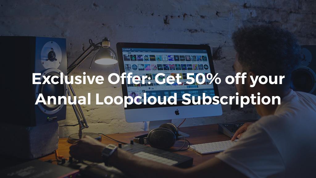 【50%OFF】Loopcloudの年間プランがクーポン利用で半額に!