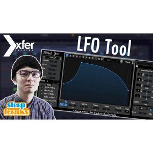 LFO Tool の使い方  コードバッキングにリズムバリエーションを与えるテクニック【Future Bass】