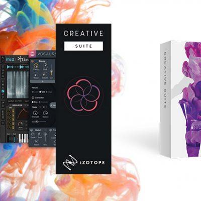 【80%OFF】iZotope Creative Suite クロスグレードがサイバーマンデーセール中!
