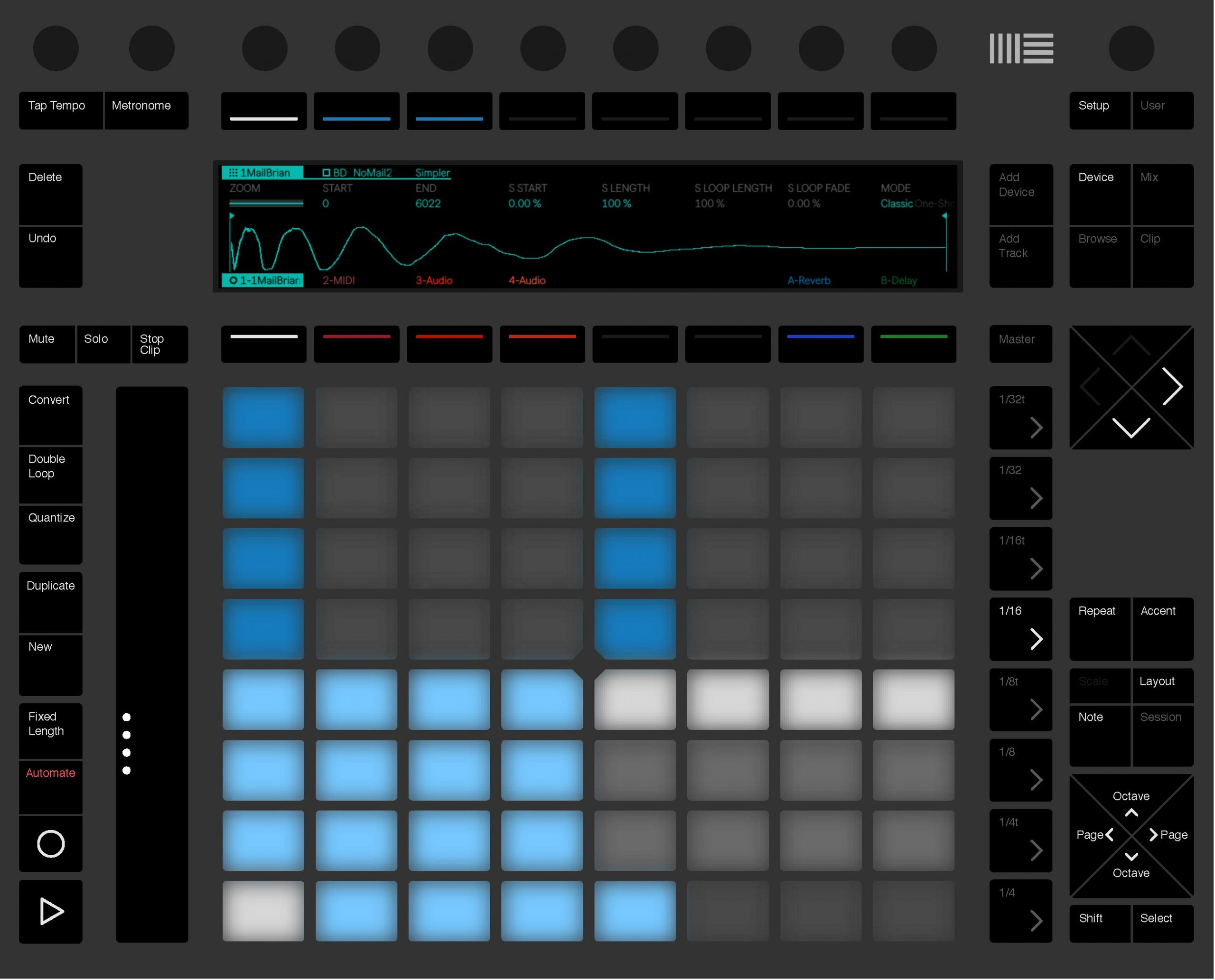 ableton push2
