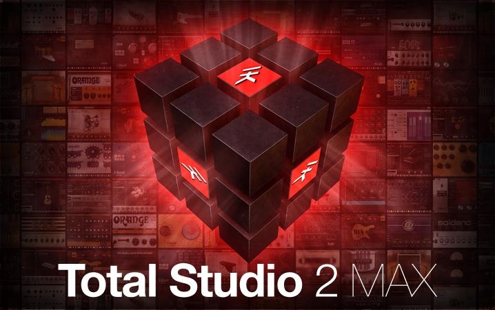 【最大64%OFF】IK Multimedia のほぼ全部入りバンドル Total Studio 2 MAX がセール中!