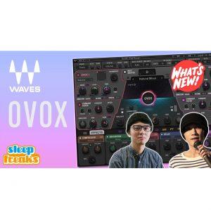 Waves OVoxの使い方  禁断のボイスエフェクトでYouTubeジングルを作成する