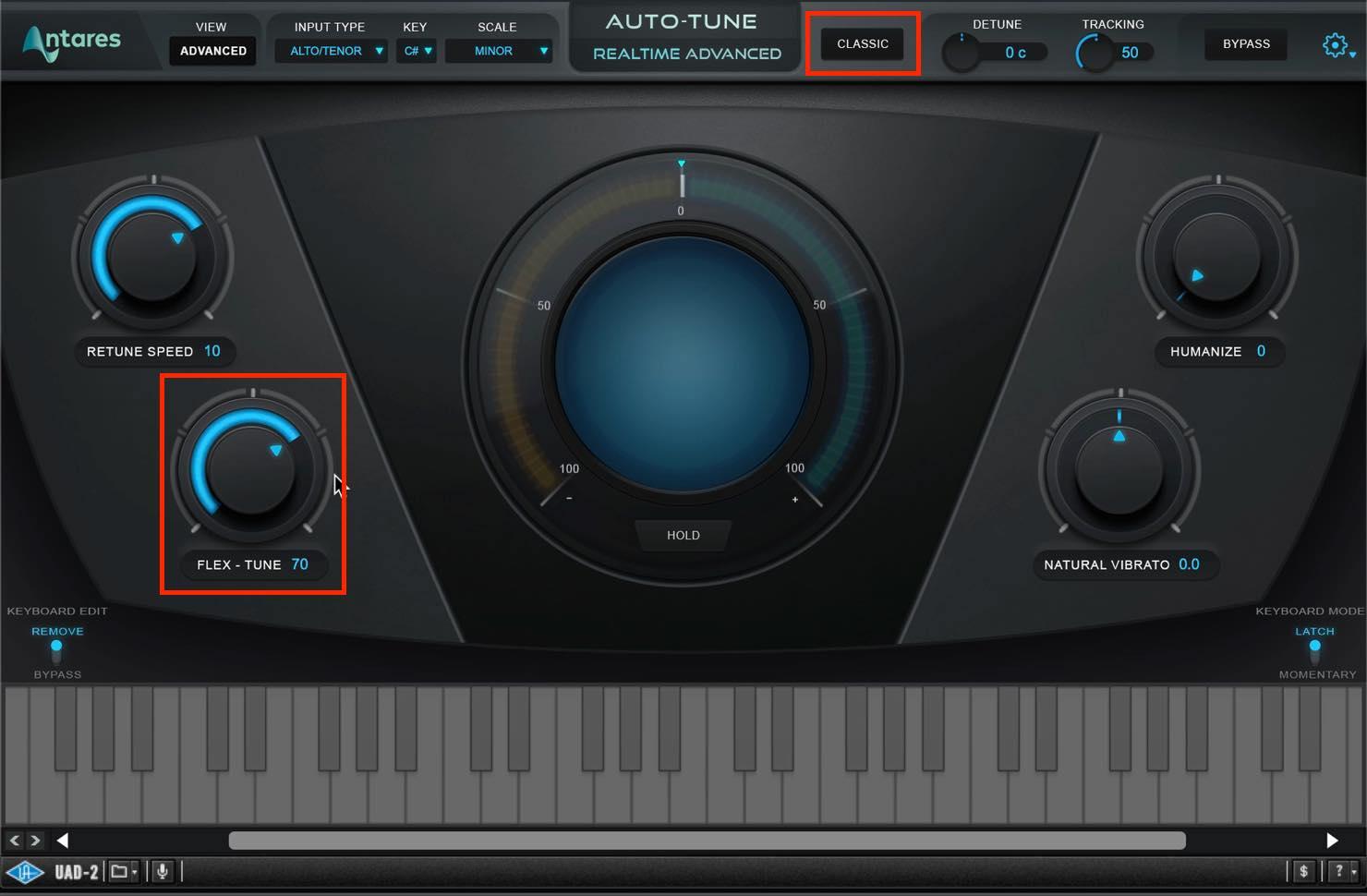 flex tune