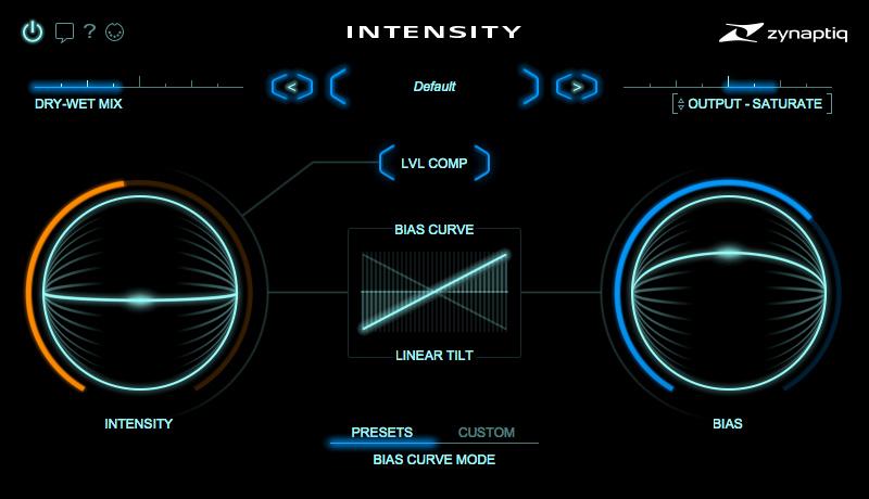 【58%OFF】魔法のようにサウンドが明瞭になる Zynaptiq INTENSITY がセール中!